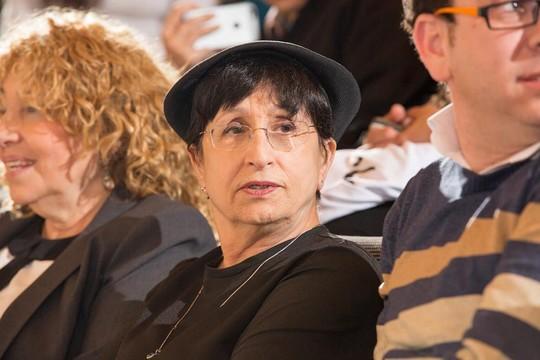 Adina Bar Shalom at the Nivharot conference last month. (Noam Feiner)