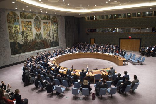 The UN Security Council, December 18, 2015 (United Nations Photo)