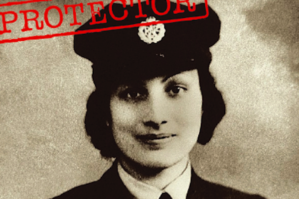 Noor Inyat Khan, a Muslim of Indian and American origin, provided critical support for the anti-Nazi resistance. She was executed in Dachau concentration camp. (I Am Your Protector)