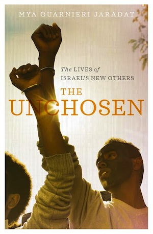 Mya Guarnieri's new book, 'The Unchosen.'