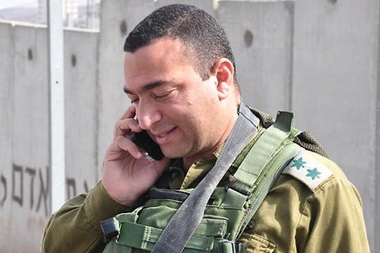 Col. Israel Shomer (IDF Spokesperson)
