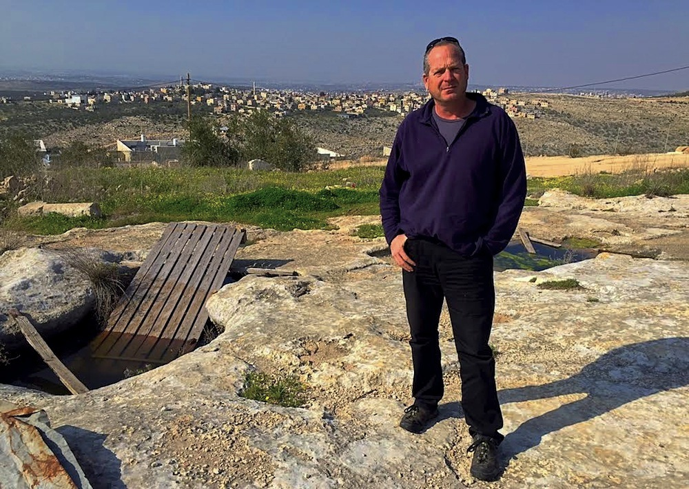 Etkes. 'The settlements are not the result of a deep, inherent evil, rather of a mosaic of millions of tiny actions embedded in Israel's foundation.' (Edo Konrad)