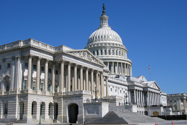 The U.S. Capitol Building (Upendra Kanda, CC)