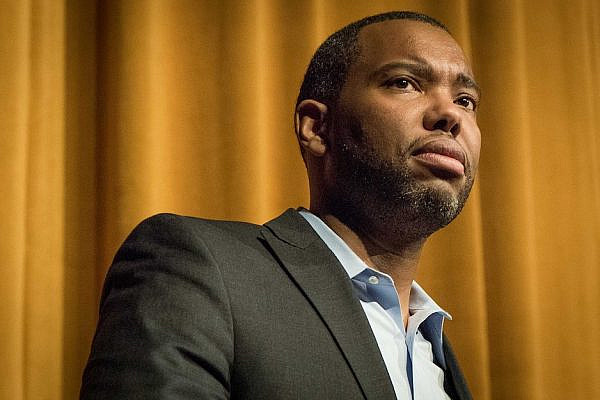 Ta-Nehisi Coates at the University of Virginia, January 22, 2015. (Eduardo Montes-Bradley/CC BY-SA 4.0)
