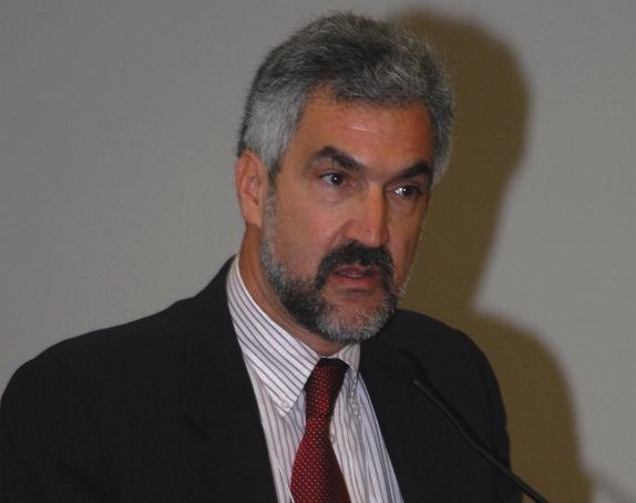 Daniel Pipes at the American Freedom Alliance conference at USC. (lukeford.net/CC BY-SA 2.5)