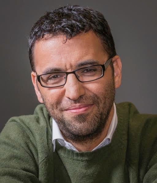 Aziz Abu Sarah, a Palestinian activist, entrepreneur, and former +972 contributor who ran for mayor in the 2018 Jerusalem election. (Aziz Abu Sarah/TED)