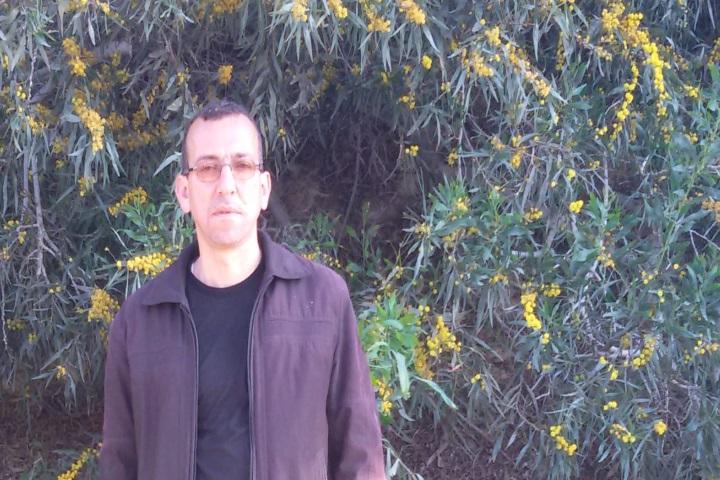 Hasan al-Kurd (Courtesy)