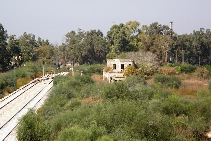 The remains of Qazaza. (Ynhockey/CC BY-SA 3.0)