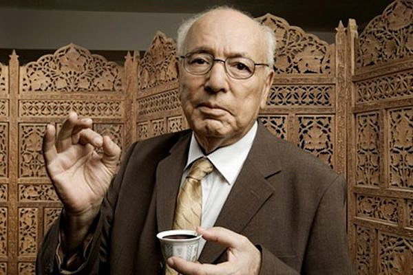 Prof. Sasson Somekh, scholar in the field of Arabic literature and translator of poetry, was born in Baghdad, Iraq, in 1933. (Emet Prize CC BY-SA 3.0)