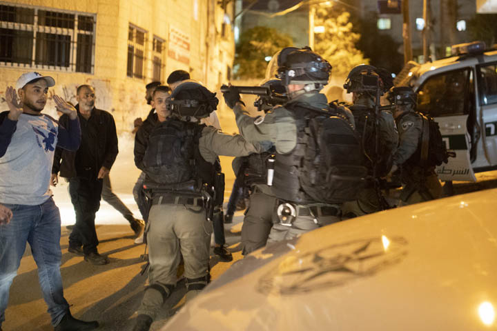 Daily police violence is the new norm in Issawiya — with no end in sight