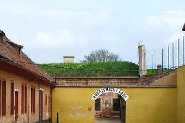 Theresienstadt (photo: Peder Sandholm/Flickr)