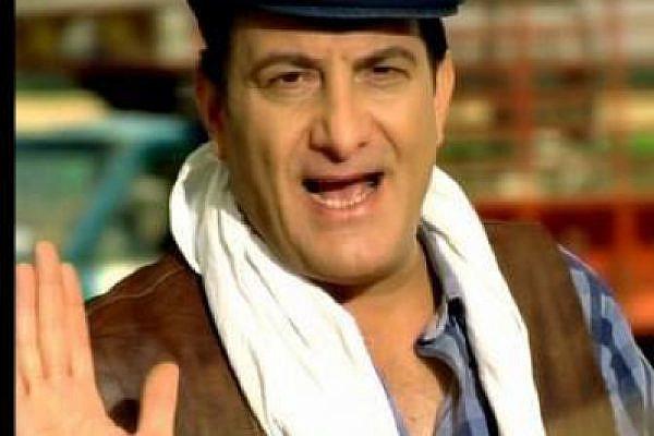 Lebanese pop singer Mohamed Eskandar