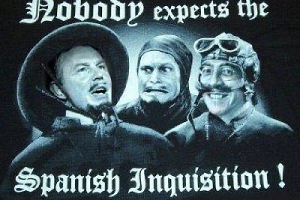 Spanish Inquisition graphic (credit: bloggerheads.com)