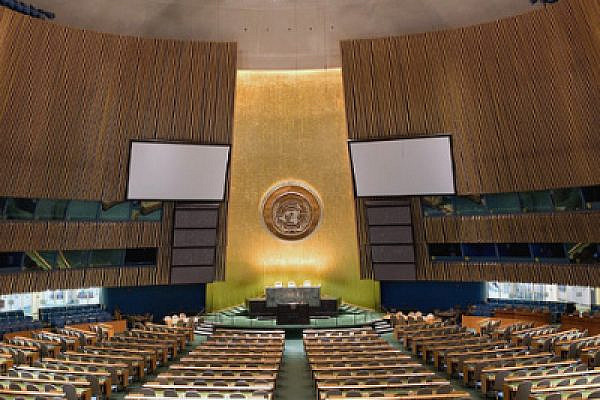 UN General Assembly (photo: wikimedia commons)