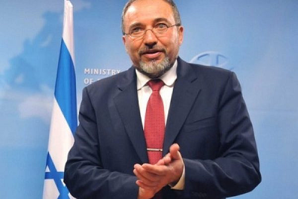 Israeli Foreign Minister and chairman of Israel Beitenu, Avigdor Lieberman (photo: Israel IMFA / flickr)