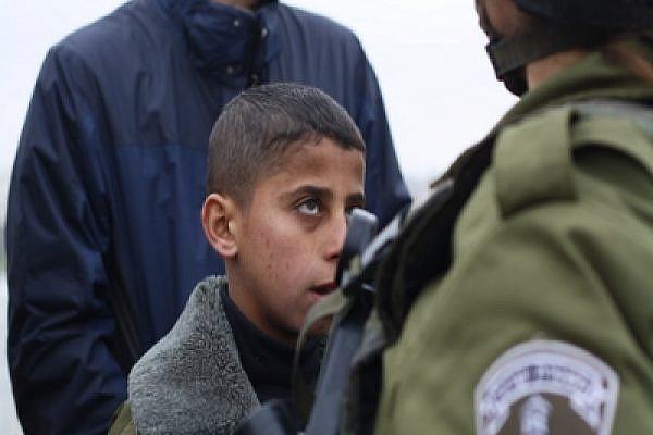 Harsh IDF Repression Contiunes Against the Popular Struggle in Nabi Saleh. Photo: Joseph Dana/Popularstruggle.org