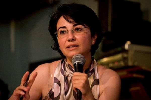 MK Haneen Zoabi (photo: Oren Ziv/activestills.org)
