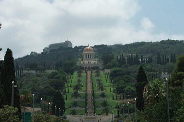 Haifa, one of Israel's mixed Arab-Jewish cities (photo: Lisa Goldman)