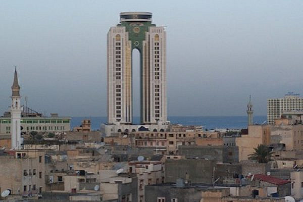 View of Tripoli (photo: Gordontour/Flickr)