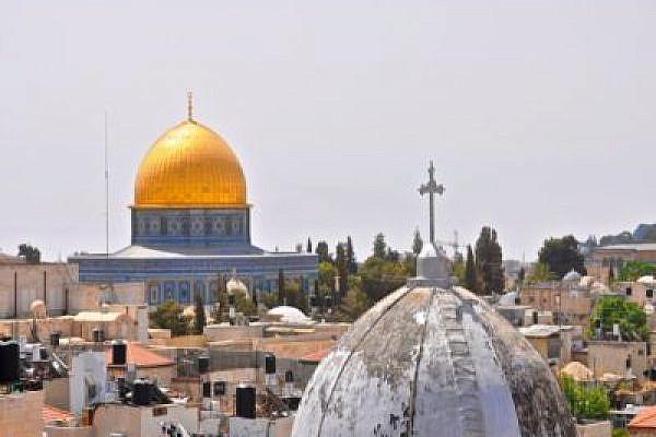 Jerusalem (Photo: Adam Reeder/flickr)