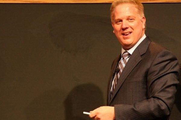 Conservative talk-radio host Glenn Beck (photo: Gage Skidmore / CC BY-SA 2.0)