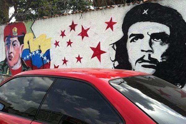 Che and Chavez (Roee Ruttenberg)