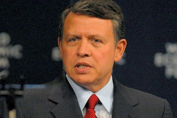King Abdullah II (photo: Wikimedia commons)