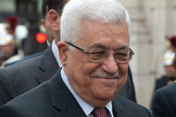 Mahmoud Abbas (photo: Olivier Pacteau / flickr CC BY 2.0)