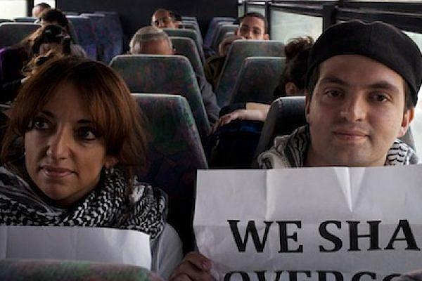 Freedom riders Nov 15 (Photo: ActiveStills)