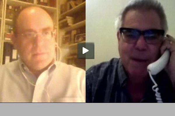 Bloggingheads: Larry Derfner and Elliot Jager debate Israeli strike on Iran