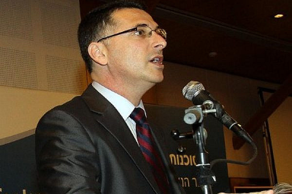 Education Minister Gideon Saar (Photo: Jewish Agency for Israel/flickr)
