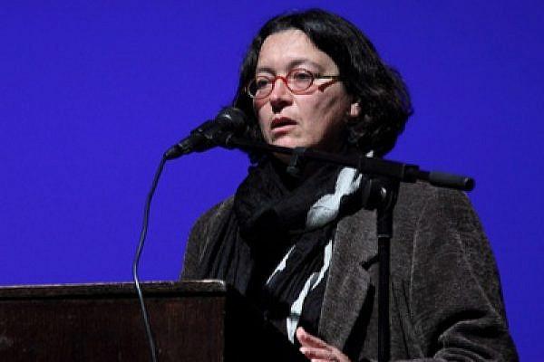 Amira Hass (photo: Yossi Gurvitz)
