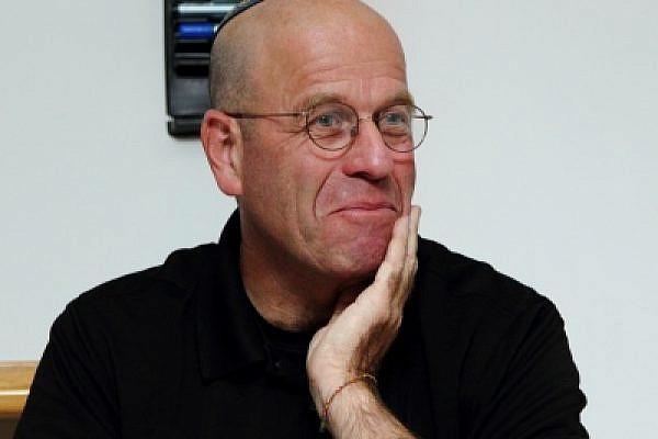 Former Knesset Speaker Avraham (Avrum) Burg (photo: Yossi Gurvitz)