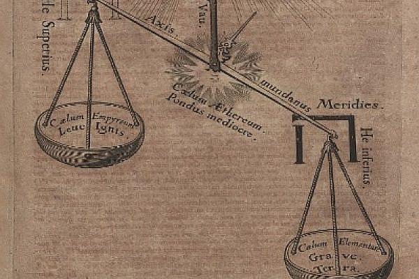 unbalanced justice (Image: Robert Fludd/Wikimedia commons)