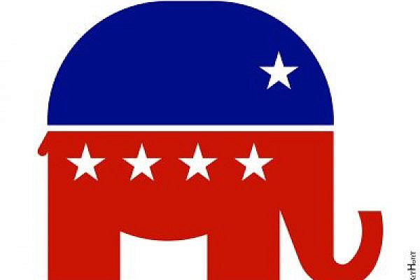 Republican elephant (logo: flickr/DonkeyHotey)