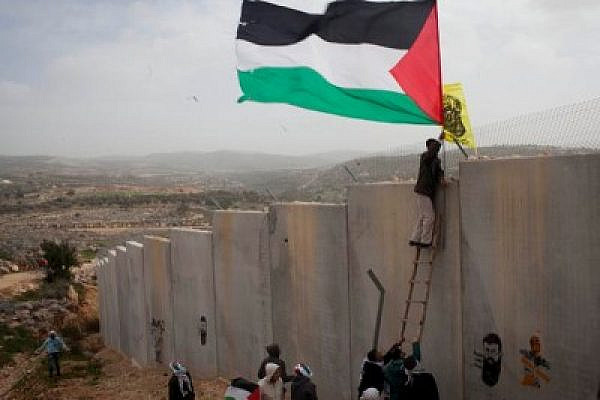 Bil'in Wall (Activestills)