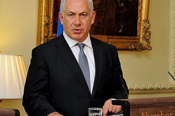 Is he misleading his ministers, too? PM Netanyahu (Photo: Downing Street, CC BY-NC-ND 2.0)