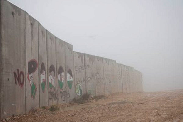 The wall near Beit Jalla (Oren Ziv / Activestills)