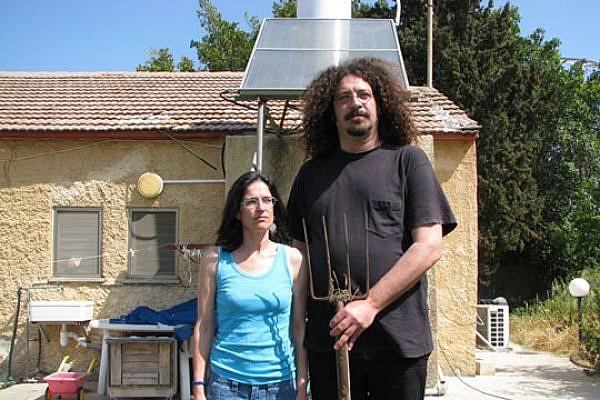 Israeli Gothic (Yuval Ben-Ami)