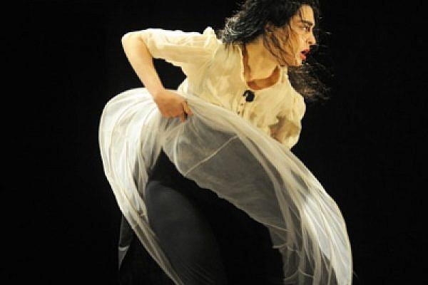 Maya Yogel photo by Gadi Dagon