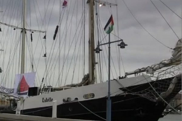 Previous flotillas were intercepted by Israeli Navy, which is expected to stop the new voyage as well