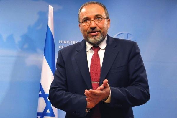Foreign Minister Avigdor Lieberman (Israeli/IMFA)