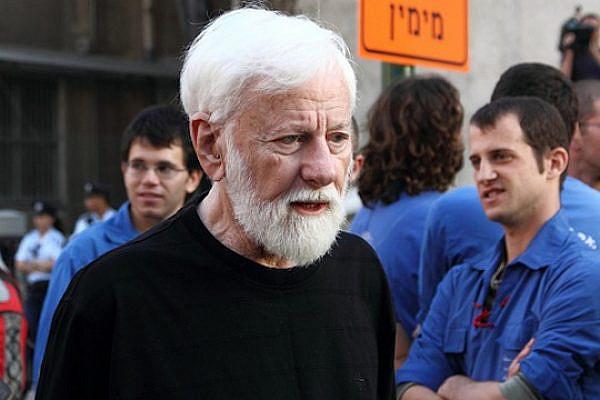Uri Avnery (Yossi Gurvitz)