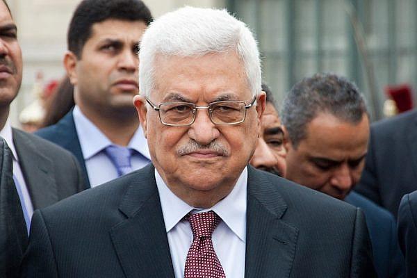 Palestinian Authoirty President Mahmoud Abbas (OlivierPacteau/CC BY 2.0)