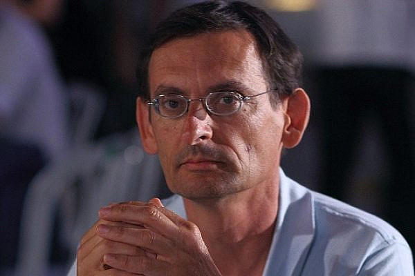MK Dov Khenin (Yossi Gurvitz)