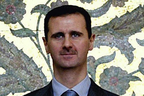Syrian President Bashar el Assad (AgenciaBrazil/CC BY 3.0)