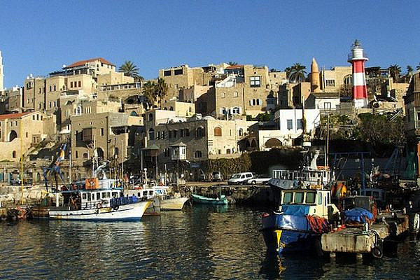 Jaffa Port (Lisa Goldman)