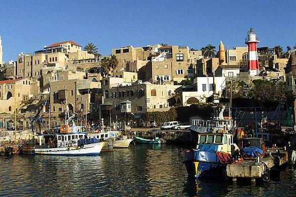 Jaffa Port (Lisa Goldman)