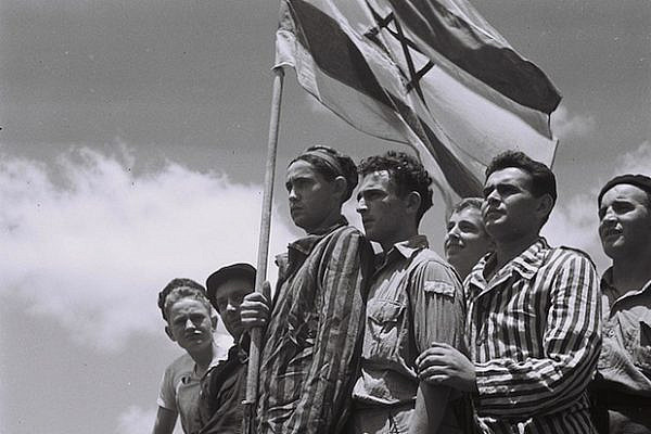 Holocaust survivors arrive in Israel (GPO/CC BY NC SA 2.0)