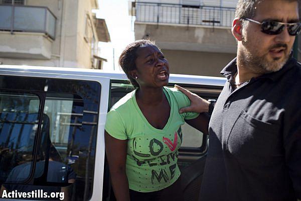 (photo: Oren Ziv/Activestills.org)